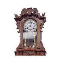 Xx century walnut clock
