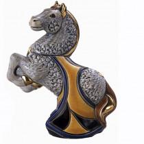 Grey horse f165g