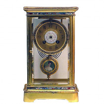 Beautiful french carriage clock