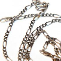 Estate 14k Gold Figarope Chain