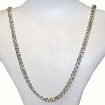 Bismark 925 Silver Chain Necklace