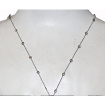 Diamonds By the Yard 14k Gold Necklace